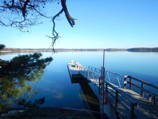 Didrichsen boat jetty