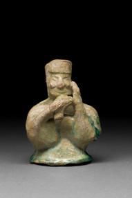 Hautaveistos, / Gravfigurin / Tomb figurine