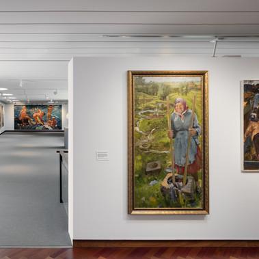 Rysk konst ur Michail Arefjevs samlingar