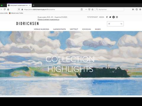 Collections Highlights, Akseli Gallen-Kallela: Keitele