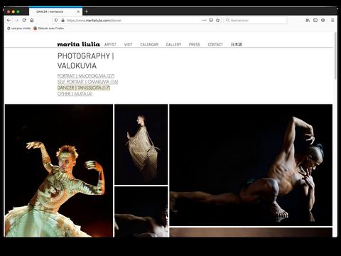 Photographie: Danse / Valokuva: Tanssi / Photographie: Danse