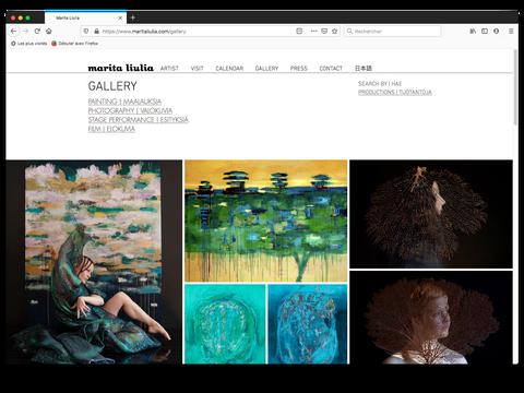 Galerie / Galleria / Gallerie
