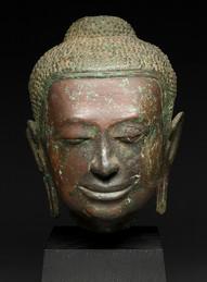 Buddhan pää / Buddhahuvud / Buddha head