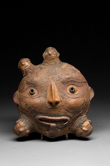 Muumionaamio / Mumiemask / Mummy mask
