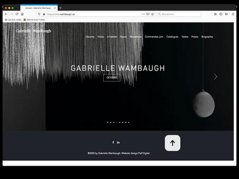 Installation detail - Homepage / Etusivu / Accueil