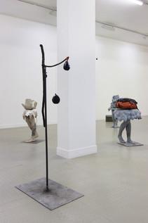 "Vue exposition 'Ambivalente"" de Gabrielle Wambaugh"