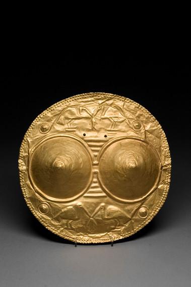 Rintalevy / Bröstplatta / Breast-plate