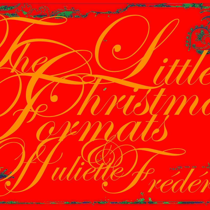 The little Christmas formats of Juliette & Frédéric