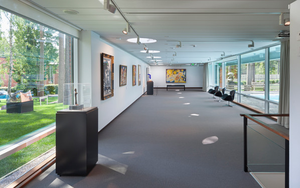 Didrichsen Art Museum after renovation
