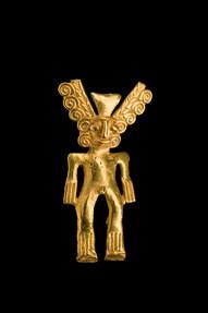 Ihmisen muotoinen riipus / Hängsmycke / Figurine pendant