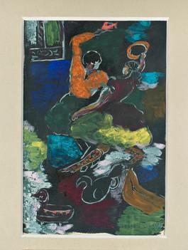Serge Poljakoff: Danse slave
