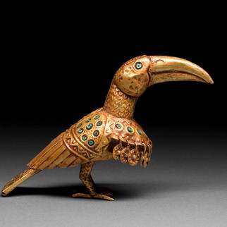 Kultalintu (Tukaani) / Guldfågel (Tukan) / Gold bird (Toucan) Kuva / foto / photo: Jussi Pakkala