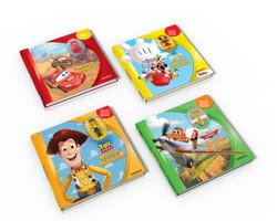 Coleção Minhas histórias – Pixar