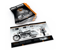 Manual ilustrado Harley Davidson