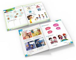 Coleção Kids Web Fund 1