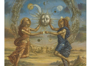NEW MOON GEMINI -