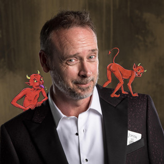 Kevin Kopfstein; Comedian, Magician, Raconteur