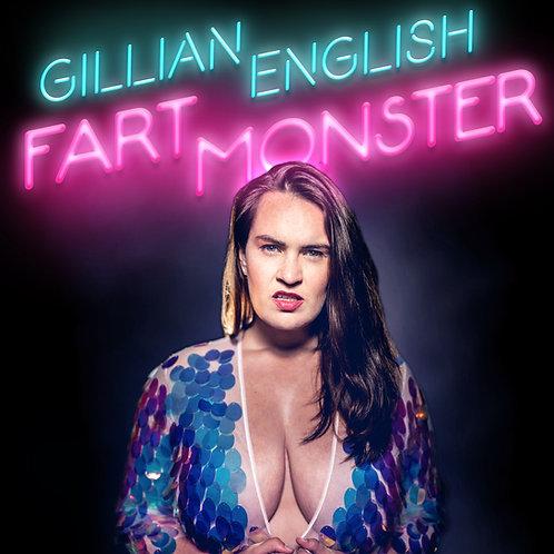 Fart Monster Album Download Card