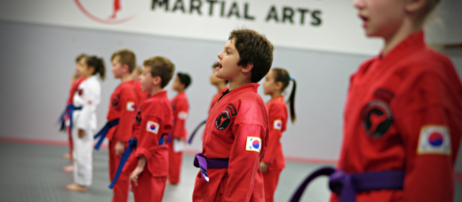 Why Your Child Should Join Heimberger's Martial Arts