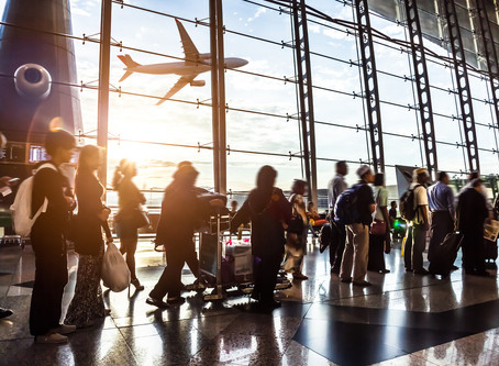 The Stressors of Travel & Training