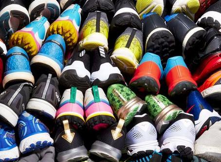 Running Shoe Rotation