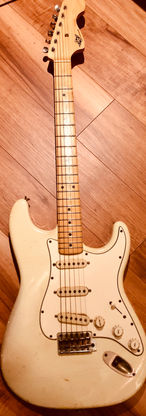 RS guitarworks jimi hendrix woodstock stratocaster