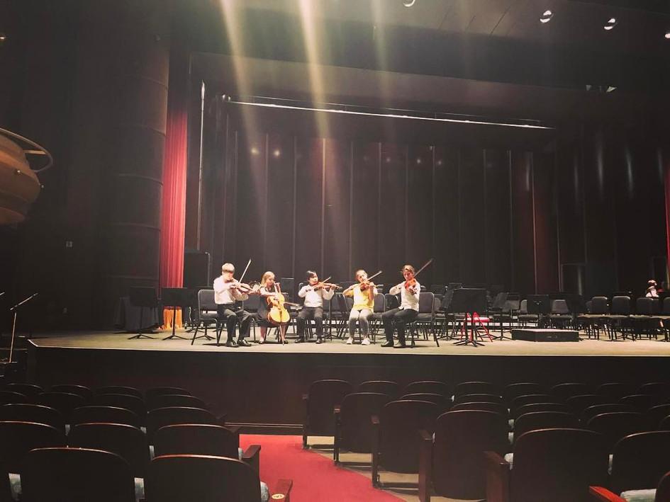 YOGC String Ensemble