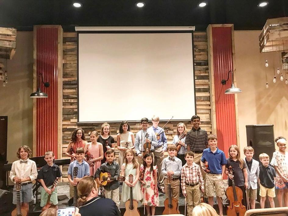 2018 CMA Spring Recital