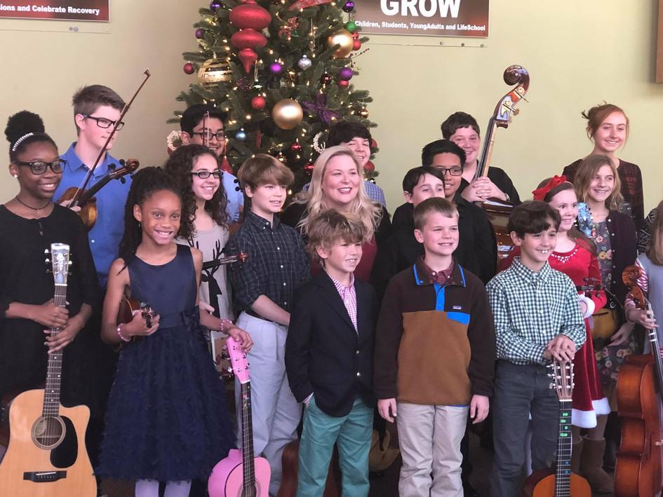 2018 Christmas Recital