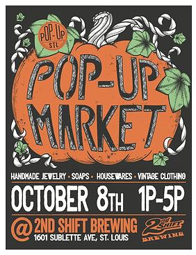 Pop-Up Market St. Louis