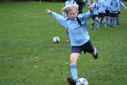Wednesday 28th October - Football Camp