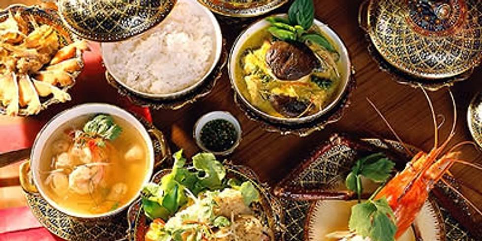 Thai Dinner am Samstag ............. (1)