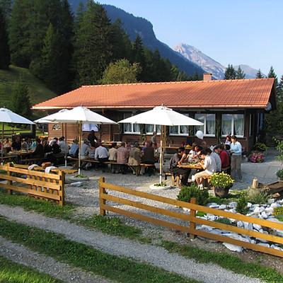 Berggasthaus Eggwald