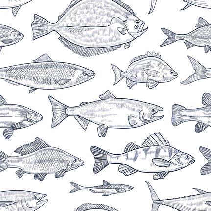 Fish pattern background klein.jpg