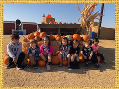 Vossler Farms Pumpkin Patch 2019