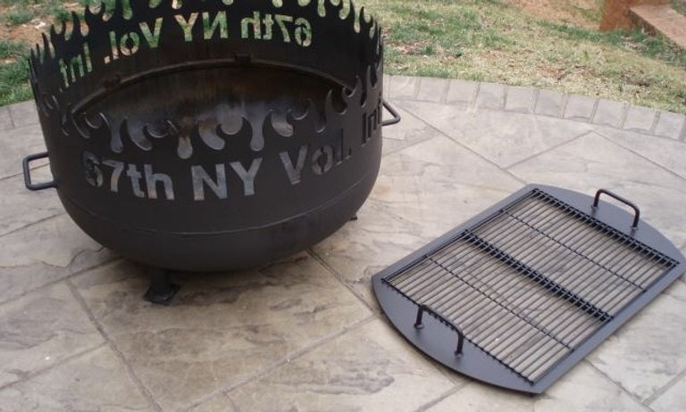 """36"""" Grill"""