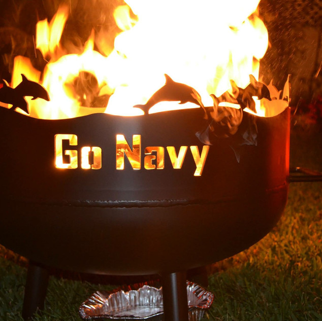 go army burning.JPG