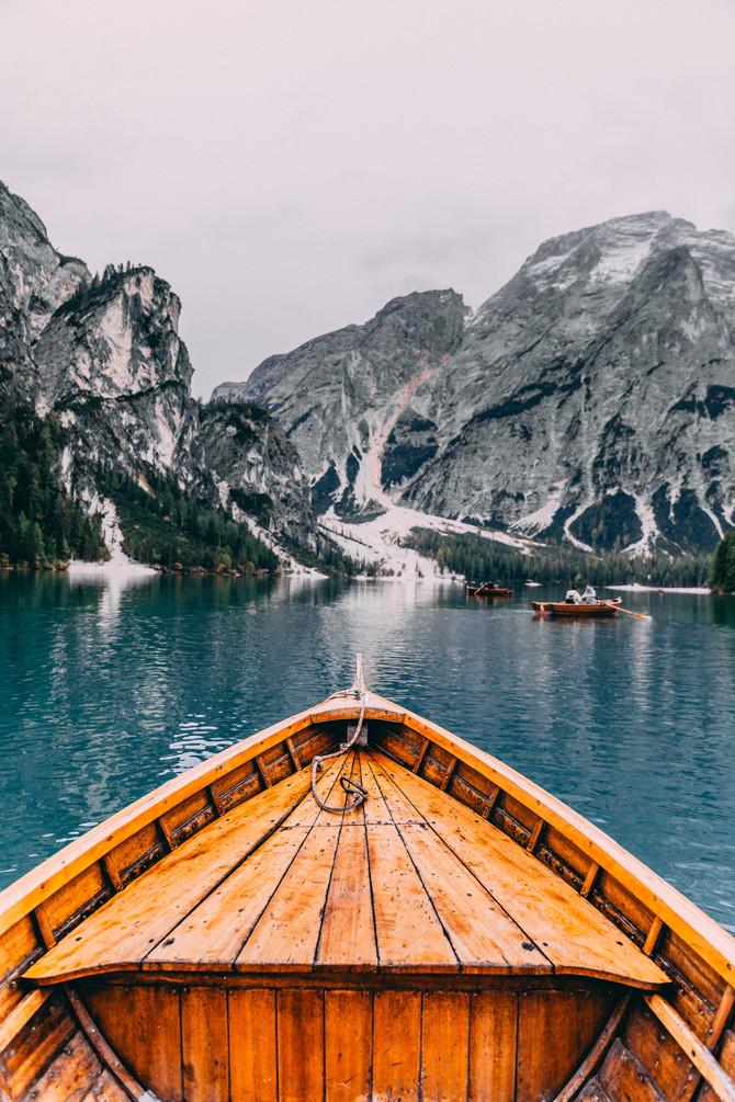 O barco chamado Covid-19
