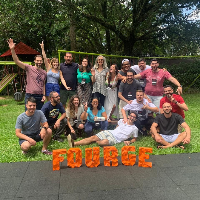 Holocracia e a Fourge