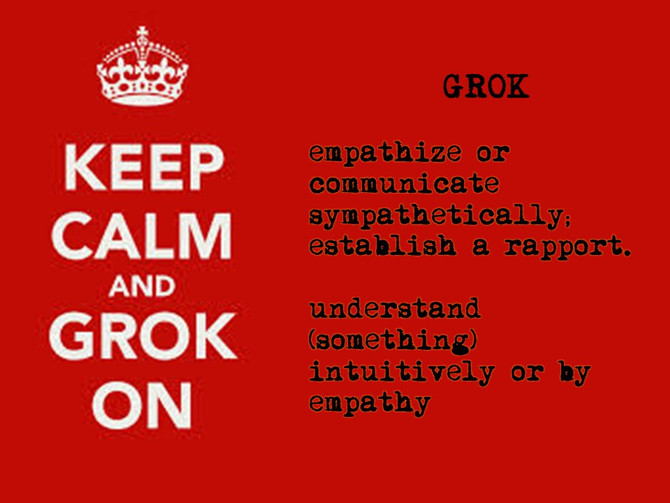 """#dica 2 Comunicação Não Violenta Empática - a arte de jogar o """"Grok"""" nas empresas"""
