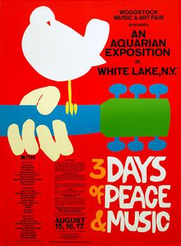 Woodstock ocorreu em meio a uma pandemia