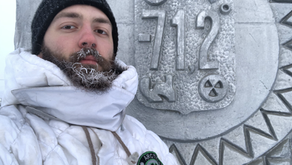 How to dress for extreme cold part 3 - Testing the IceIndigo Suits