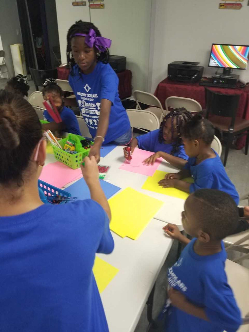 Healthy Kids Scholars Summer Camp