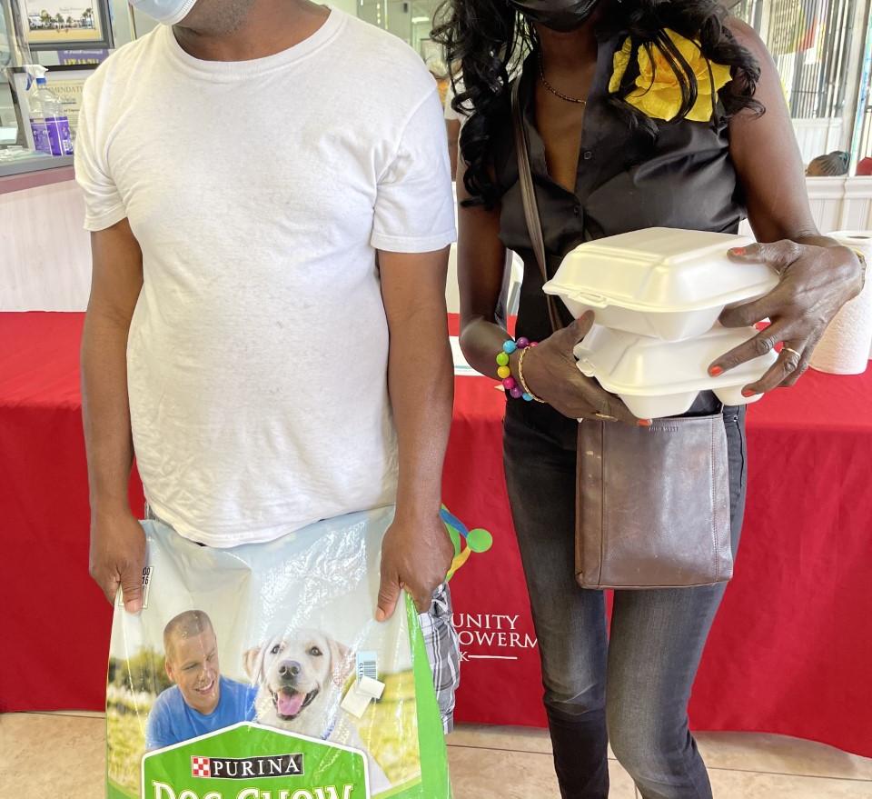 Photos Pet food at event.jpeg