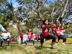 RED for Women's Health Exercising
