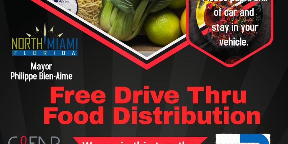Free Drive Thru Distribution