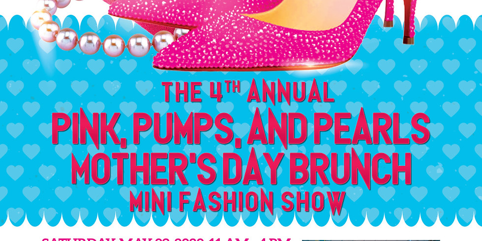 4th Pink, Pumps and Pearls Mother's Day Brunch