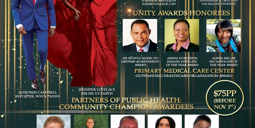 Donovan Campbell of WSVN 7 News to host our 2nd Annual Red Dress Soiree in North Miami.