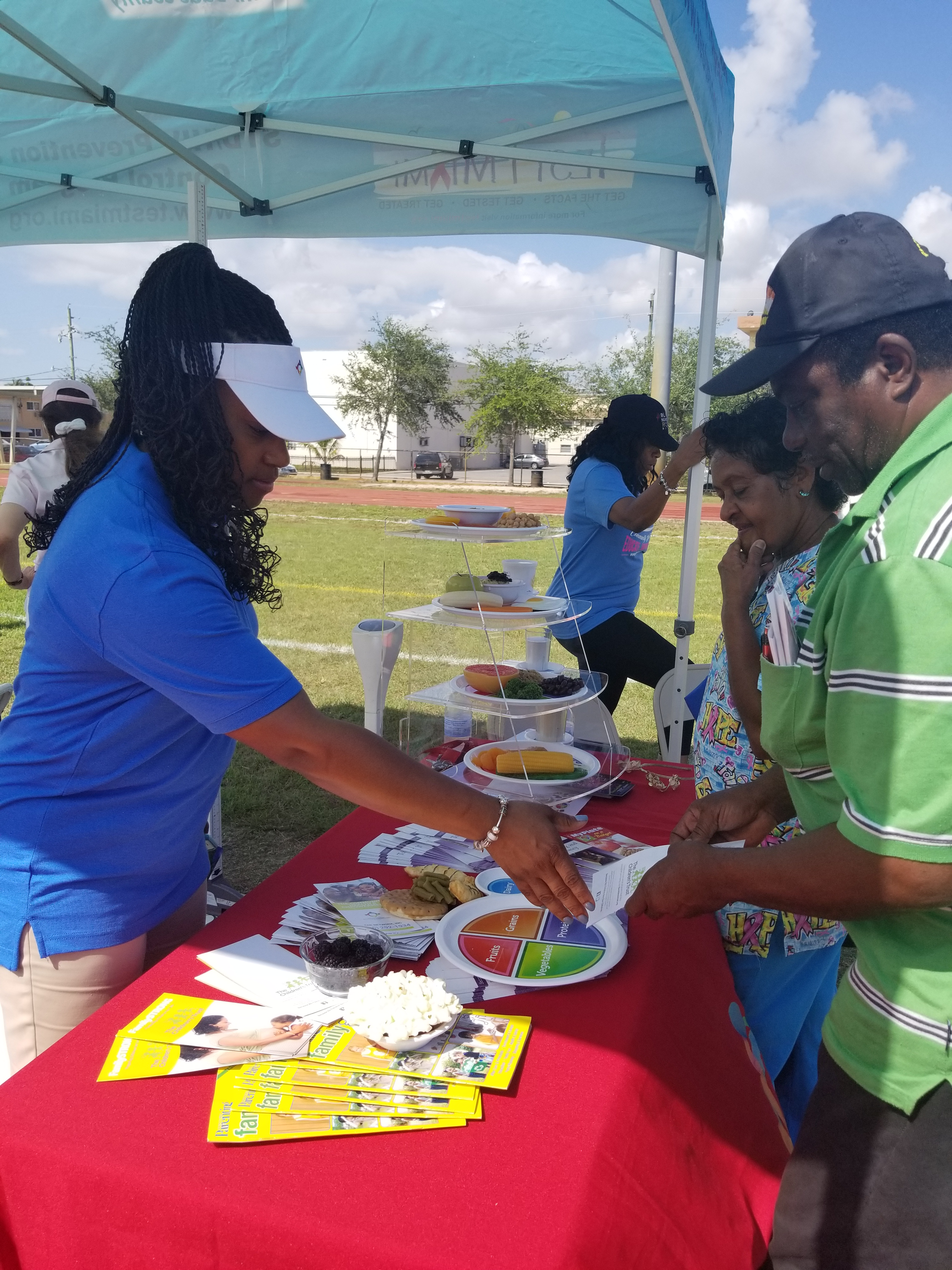 Spring Into Health Free health Fair