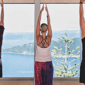 3x Yoga in Wellington